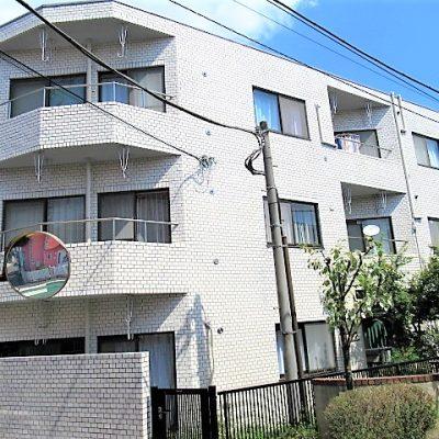総戸数8戸の小規模マンション